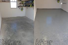 garage floor paint before and after.  After Beforeandafter Inside Garage Floor Paint Before And After