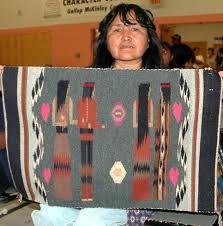 navajo weaving terminology