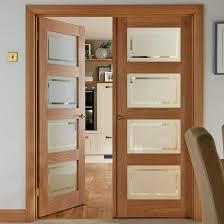 glass interior doors wild country