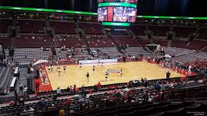 Ohio State Schottenstein Center Seating Chart Schottenstein Center Section 224 Ohio State Basketball