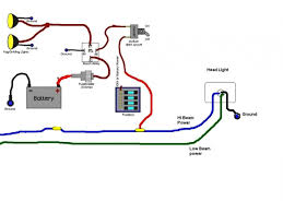 kc light wiring diagram 4 wiring diagram schematic gallery kc fog light wiring diagram for hella off road lights the at wiring schematic lights