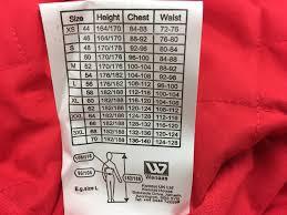 Wenaas Parka Flame Resistant Waterproof Hi Viz Orange Storm Jacket 96904 187 28