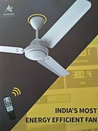 metal brown and white atomberg company 30 watt ceiling fan warranty 3 year