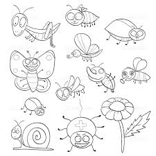 insect coloring pages preschool for toddlers to print picture concept pictures sheets s bugs colouring printable preschoolers free pag