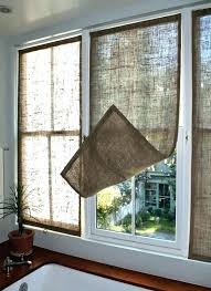 patio door roller shades pull down shade for sliding white