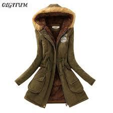 Hip New Cozy Parkas Women Winter Coat Thick Cotton Winter