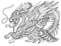 Realistic Coloring Pages Dragon Coloring Page Fire Breathing Dragon