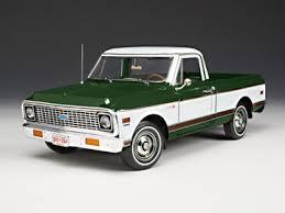 Chevrolet Cheyenne Pickup Truck Diecast Model | Legacy Motors