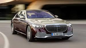De nuevo, al principio supone. Mercedes Maybach Clase S 2021 Opulencia Superlativa