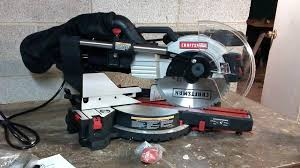 craftsman sliding miter saw. craftsman 10 inch compact sliding compound miter saw review d