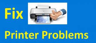 fix hp printer in error state problems
