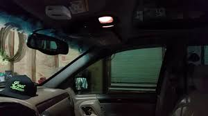how to get interior lights to stay off when removing your wj doors