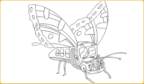 Small Picture Free Coloring Book Magic School Bus Coloring Pages At Concept Free