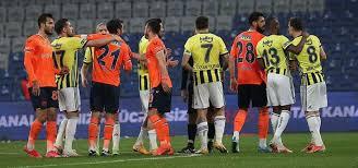 Başakşehir, mücadeleyi 9 kişi tamamladı. 3cu63drsrgbwqm