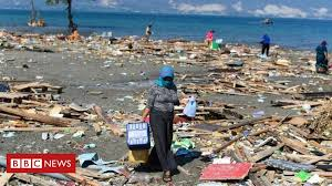 The earthquake hit at just before 1am gmt or 7.58am local time on 26 december 2004. Indonesia Earthquake And Tsunami How Warning System Failed The Victims Bbc News