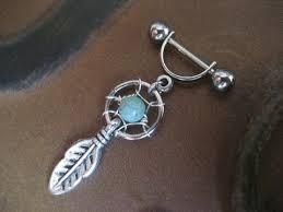 Dream Catcher Helix Earring Earrings Azeeta Designs 94