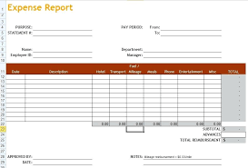 expense sheet monthly expenses excel sheet format expense report template