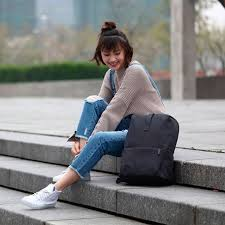 Xiaomi <b>Mi Casual</b> College <b>Backpack</b> Black: full specifications, photo ...