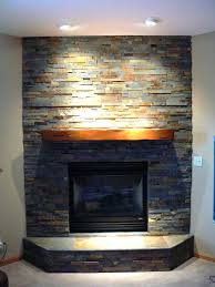 stacked stone fireplace ideas stacked stone tile fireplace designs a stacked stone veneer fireplace dry stack