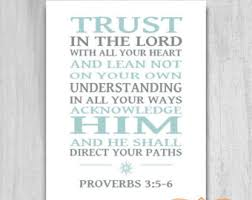 Image result for proverbs 3