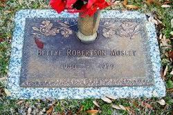 Bettye Geneva Robertson Mosley (1940-1979) - Find A Grave Memorial
