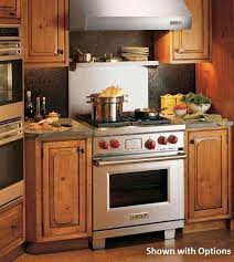 wolf 30 inch dual fuel freestanding