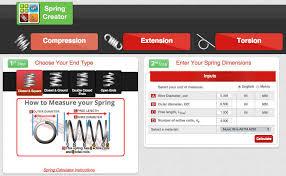 torsion spring calculator. design your springs with our spring force calculator torsion g