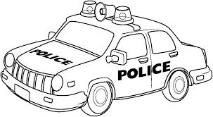 police car clipart black and white. Brilliant White Police Car Black And White Clipart 1 To WorldArtsMe