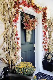 front door decoration18 Fall Door Decorations  Ideas for Decorating Your Front Door