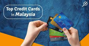 top 12 credit cards in msia 2020