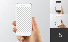 iphone hand png. iphone hand png