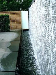 diy water wall kit waterfall wall indoor awesome best home fountains and water features images on diy water wall