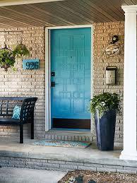 blue front doorBlue Front Doors