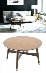 decoration coffee table instructions large size of black brown round ottoman ikea vejmon
