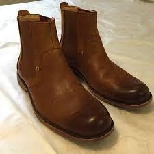 details mens chelsea ugg boots