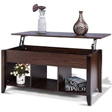 lift top coffee table w