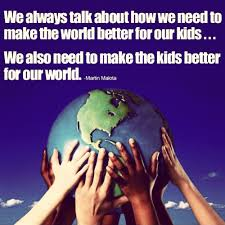 Image gallery for : better world quotes