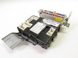 nissan z under dash bcm body control fuse box relay b nissan 350z 05 under dash bcm body control fuse box relay 284b1 ce800