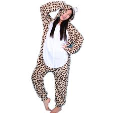 Adult Onesie Pattern Beauteous Hot Cosplay Pajamas Animal Costume Adult Onesie Sleepwear All In One