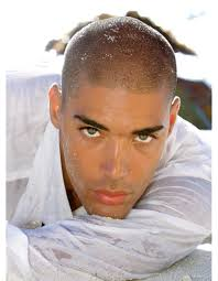 Willy Monfret Male Model and DJ French Afro Caribbean descent.