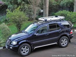 mercedes ml roof racks mercedes ml w163 on 275 65 r18 mercedes benz pinterest