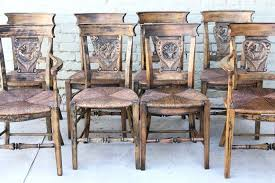 country french dining room set country french dining chairs inside style plan