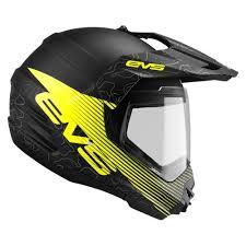 Evs Helmet Size Chart Evs Sports Dshe18va Bk M T5 Venture Medium Arise Black Dual Sport Helmet