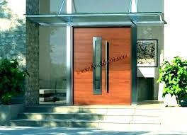 modern exterior front doors grand entrances finest custom entry modern exterior front doors mid century modern
