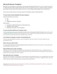 Microsoft Cover Letter Templates Cv Cover Letter Template Download Copy Template Business Letter 15