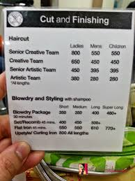 piandre salon my latest experience rates and services offered all about beauty 101