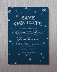 Winter Wedding Save The Date Winter Save The Dates Wedding Ideas Brides Com Brides