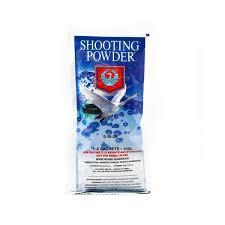 shooting powder fertilisers by house