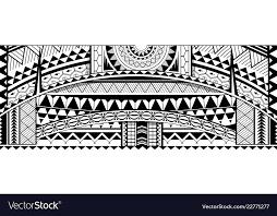 Tribal Tattoo Sleeve Ornament