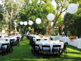 Inspiring Rustic Wedding Outdoor Decor Idea That You Can Do Using Backyard Wedding Decoration Ideas On A Budget